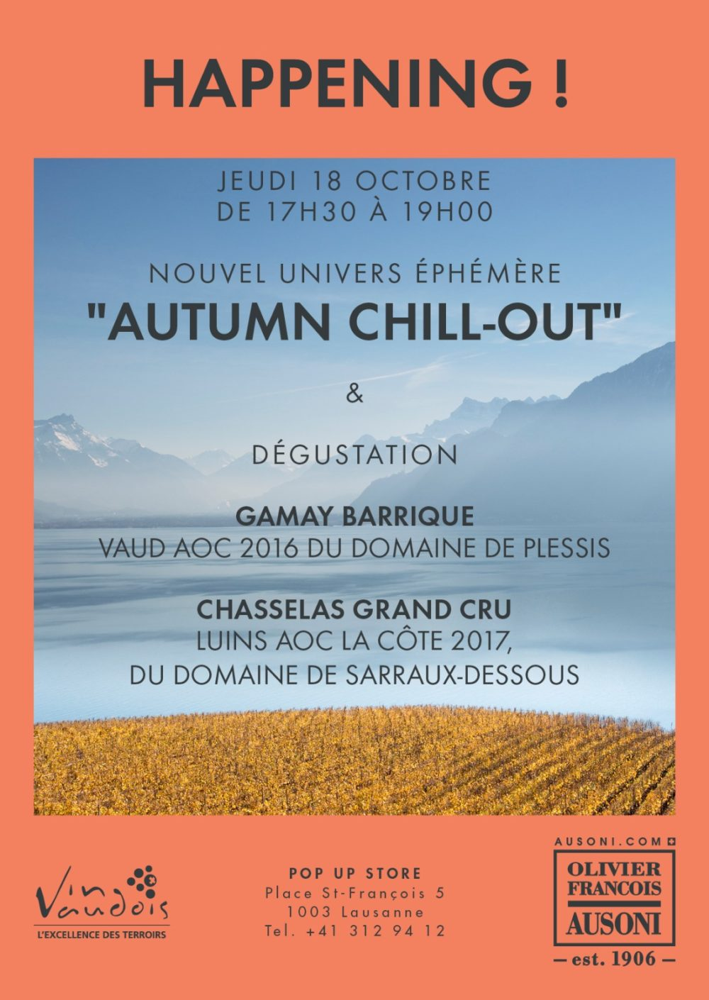 Autumn Chill Out
