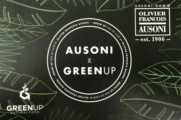 Ausoni x Green Up